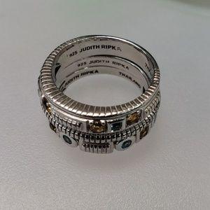 Judith Ripka 3 Ring Set